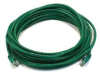 Patch Cord,Cat6,20Ft,Green -- 5VZR9