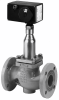 Electric Control Valve -- Type 3214/5725