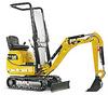 Mini Excavators -- 300.9D