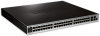 48-Port PoE Gigabit xStack Managed L2+ Stackable Switch with 4 10G SFP+ ports -- DGS-3420-52P