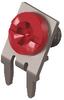 Slim-Line PC Screw Terminal, 60°-Red Screw Captivated -- 7758-2 -Image