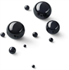 Lustrous Polished Ceramic Balls - Image