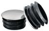 Round Inserts & Glides - Chrome Finish -- RDP463587A