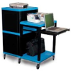 Tuffy Presentation Station with Cabinet -- WTPS4E