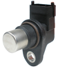 SNDH-H Series, Hall-effect speed sensor, omnidirectional, plastic housing, 24 mm [0.94 in] barrel length, Bosch 928000453 connector -- SNDH-H3C-G03