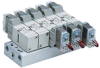 Manifold Bases, Sub Bases & End Bases for Pneumatic Control Valves -- 8386793