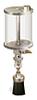 (Formerly B2191-5X12), Manual Chain Lubricator, 1 pt Acrylic Reservoir, 1 1/2