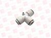 SMC KQ2T12-00 ( FITTING, UNION TEE *LQA ) -Image