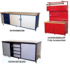 CABINET STYLE WORKBENCHES -- HCW3H3060D226