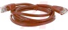 Cord, Patch; 5 ft.; Cat 5e; Booted; Red -- 70121781
