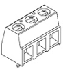 TE Connectivity 1776119-5 Terminal Block Connectors -- 1776119-5