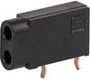 PB 1151 Test Jack, PCB Mounting, Ø 2 mm, 6.3 A -- PB 1151 -Image