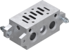 Manifold subbase -- NAV-1/2-3C-ISO -Image