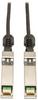 SFP+ 10Gbase-CU Passive Twinax Copper Cable, Black, 2M (6-ft.) -- N280-02M-BK