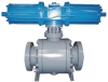 API Series Three-Piece Forged Ball Valve