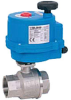 Electric Actuated Ball Valve -- 8E067 2-Way SS