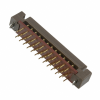 Rectangular Connectors - Arrays, Edge Type, Mezzanine (Board to Board) -- P50L-050S-D-DA-ND