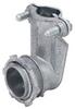 Armored Cable/Flex Conduit Connector -- L-110-8