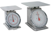 DIAL SCALE, STAINLESS STEEL WASH DOWN -- H611S - Image