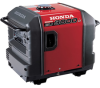 Honda EU3000iS - 2800 Watt Portable Inverter Generator -- Model EU3000IS