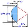 Aspherical Lens -- L-AGC005 - Image