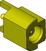 50 Ohm MCX Jacks & Plugs -- MCX-EM Series - Image