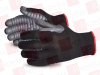 SUPERIOR GLOVE S10VIB/L ( (PRICE/PAIR) VIBRA-STOP - STRING NYLON GLOVE, ANTI-VIBRATION CHLOROPRENE PM, MEETS EN ISO 10819:1996 & ANSI S3.40,SIZE L ) -Image