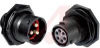 Jamnut Receptacle with 5 Pin Contacts -- 70129633
