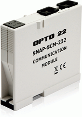 Communications module serial interface image
