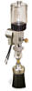 "(Formerly B1743-2X-1.5NY-120/60), Electro Chain Lubricator, 2 1/2 oz Polycarbonate Reservoir, 1 1/2"" Round Brush Nylon, 120V/60Hz -- B1743-002B1NR41206W -- View Larger Image"