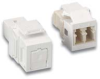Leviton LC Adapter SM/MM Ivory -- 41085MLI