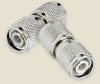 RF Coaxial Adapter -- P1AD-TNMM - Image
