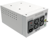 Isolator Series Dual-Voltage 115/230V 300W 60601-1 Medical-Grade Isolation Transformer, C14 Inlet, 4 C13 Outlets -- IS300HGDV -- View Larger Image