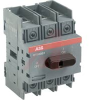 DISCONNECT NON-FUSIBLE SWITCH, 3P, 100A, UL98 -- 70094256 - Image