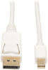 10ft Mini Displayport to Displayport Cable -- P583-010 - Image