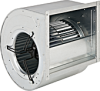 Centrifugal Forward Curved Fans, Dual Inlet -- D3G318-AA35-01 -Image