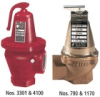 ASME Safety Pressure Relief And Reducing Valves -- View Larger Image
