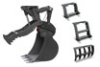Backhoe Attachments -- Buckets, Breakers, Forks, Grapples