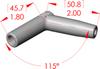 Angle Boot Insulator -- 16103 - Image