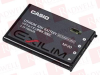 CASIO NP20 ( LITHIUM-ION BATTERY, RECARGEABLE, 3.7V, 700MAH )