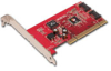 SIIG Serial ATA PCI - ROHS Compliant -- SC-SAT212-S4