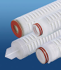 Hybrid Pleated/Depth Pleated Polypropylene Filter Cartridges -- QXL™ Series - Image