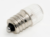0.23 Watt, 105-125 Volt T4.5 Neon Glow Miniature Bulb -- W-B7A (NE45)