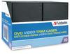 Verbatim DVD Video Trimcases - Black 50-Pack -- 95094