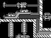Perimeter Seal - Silicone - Bronze -- 120SBR