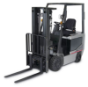 4-Wheel AC-powered Forklift, Nissan Forklift -- BX Platinum Series