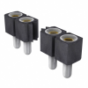 Rectangular Connectors - Headers, Receptacles, Female Sockets -- 801-83-023-10-268101-ND -Image