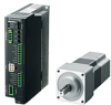 RKII Series Microstepping Stepper Motors (Pulse Input) (AC Input) -- rks564mc-ps50-3