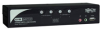4-Port KVM Switch -- B006-VUA4-K-R - Image