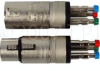 3-Pin XLR Female To 3 Spring Loaded Test Points -- MKP-2